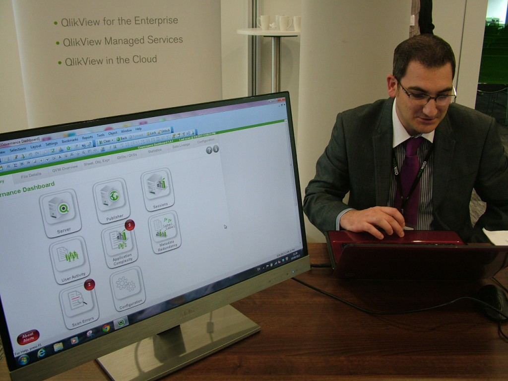 Differentia-Consulting-QlikView-Customer-Day-19-Sept-2013-Governance-App