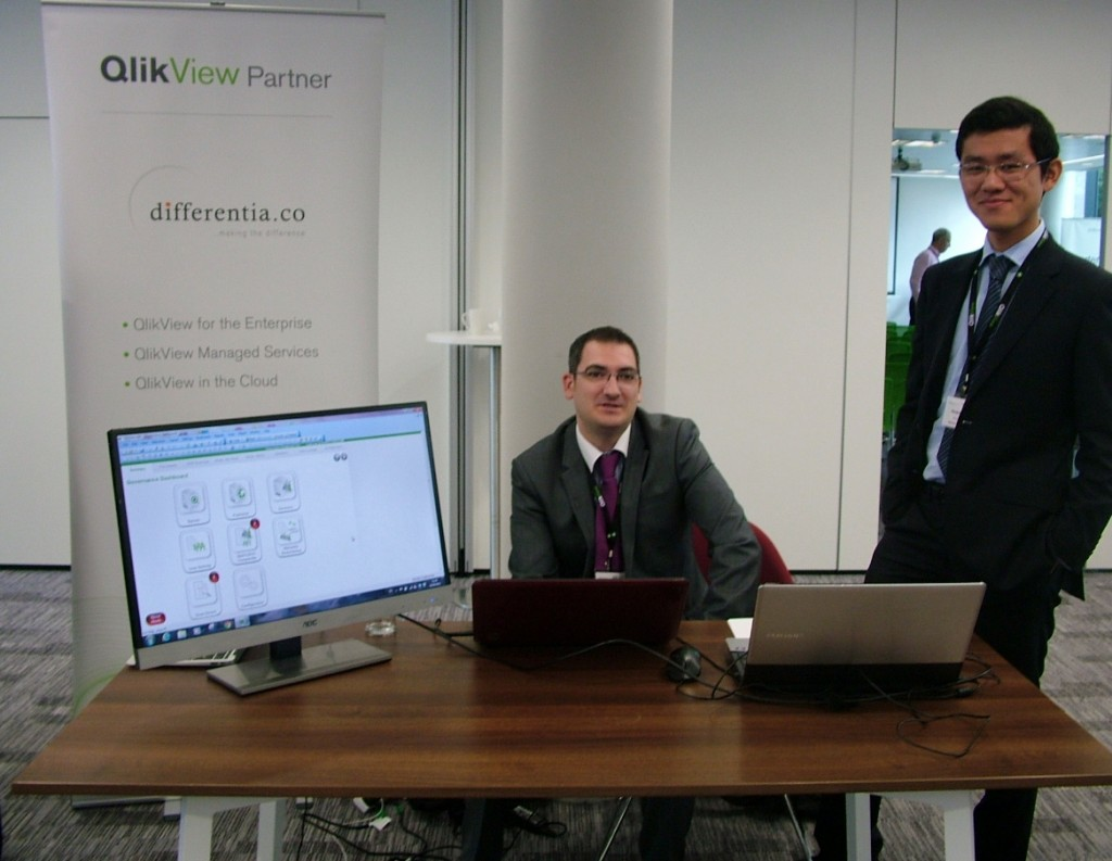 Differentia-Consulting-QlikView-Customer-Day-19-Sept-2013-Managed-Services