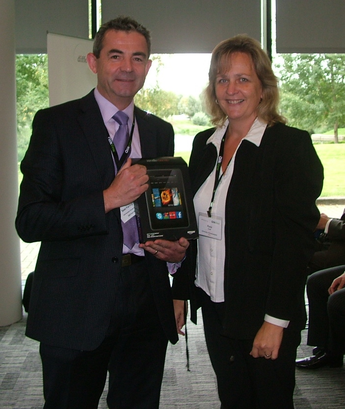 Differentia-Consulting-QlikView-Customer-Day-19-Sept-2013-Prize-Winner-Paula-Codd