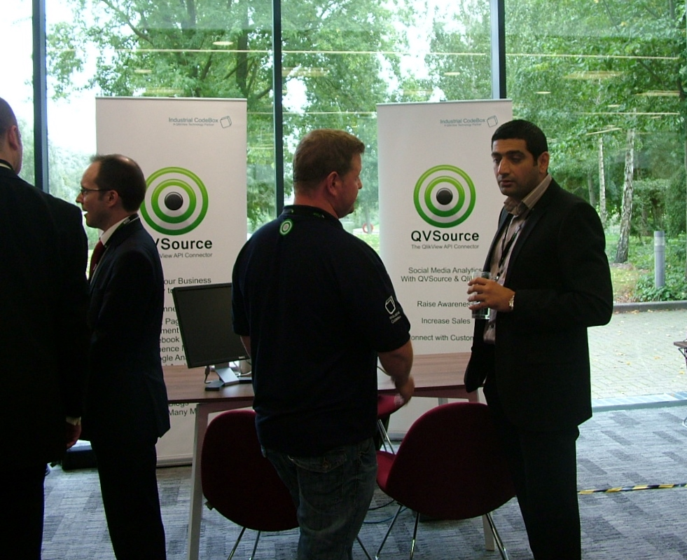 Differentia-Consulting-QlikView-Customer-Day-19-Sept-2013-QVSource-Industrial-Code-Box