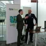 QlikView-Customer-Day-Reading-21st-March-2013-Mark-Gallon-with-Delegate