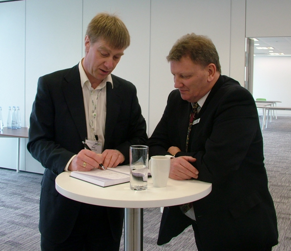 Qlik Customer Day Speakers Adrian Clegg