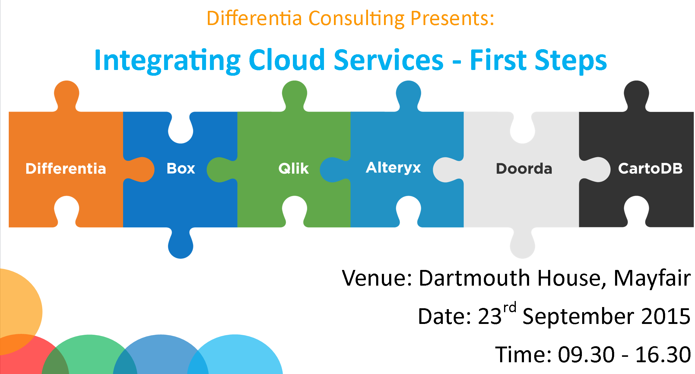 integrating cloud services