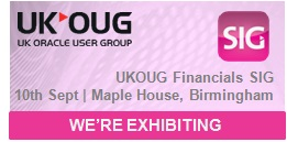 UKOUG Financials SIG 2015