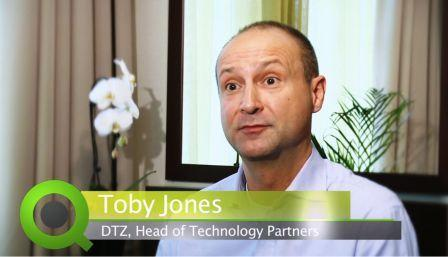 Video: DTZ's Toby Jones Discusses QlikView