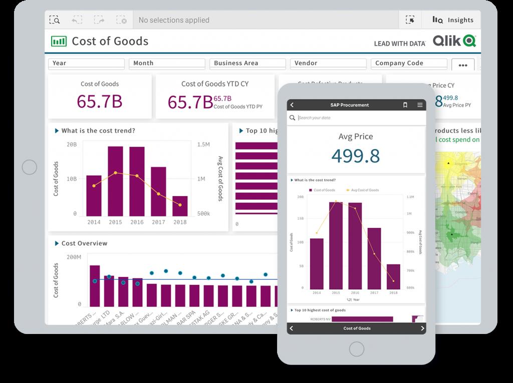 Qlik Trial: Mobile Analytics