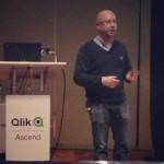 Qlik Customer Day Speakers Martin Royds