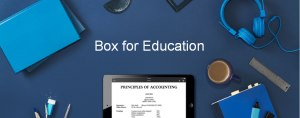 Box for Education 2016
