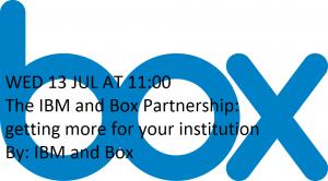 IBM Box Webinar