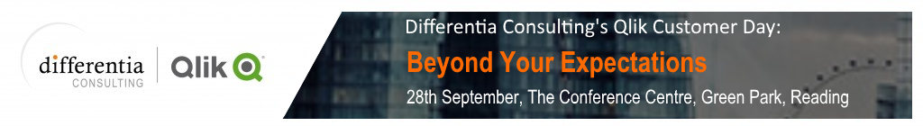 Differentia Consulting Customer Day 28th September 2016