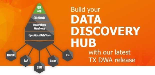 tx-build-data-disc-hub - TimeXtender DWA version 16.10