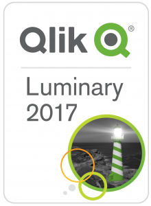 Qlik Luminary 2017