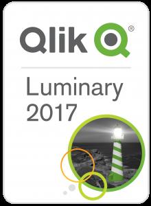 Qlik Luminary 2017