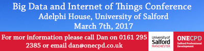 Big Data and Internet of Things Conference