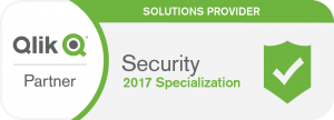 Differentia Consulting Qlik Security Specialisation 2017