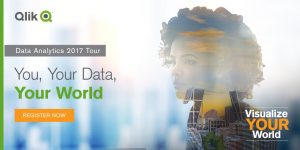 Qlik You, Your Data, Your World