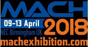 Mach Exhibition, NEC Birmingham, 9th-13th April 2018 - Differentia Consulting