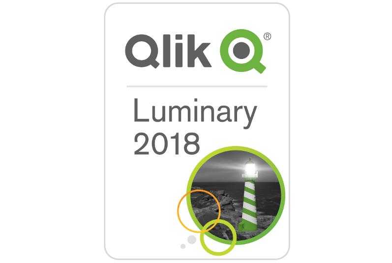 Adrian Parker Qlik Luminary 2018