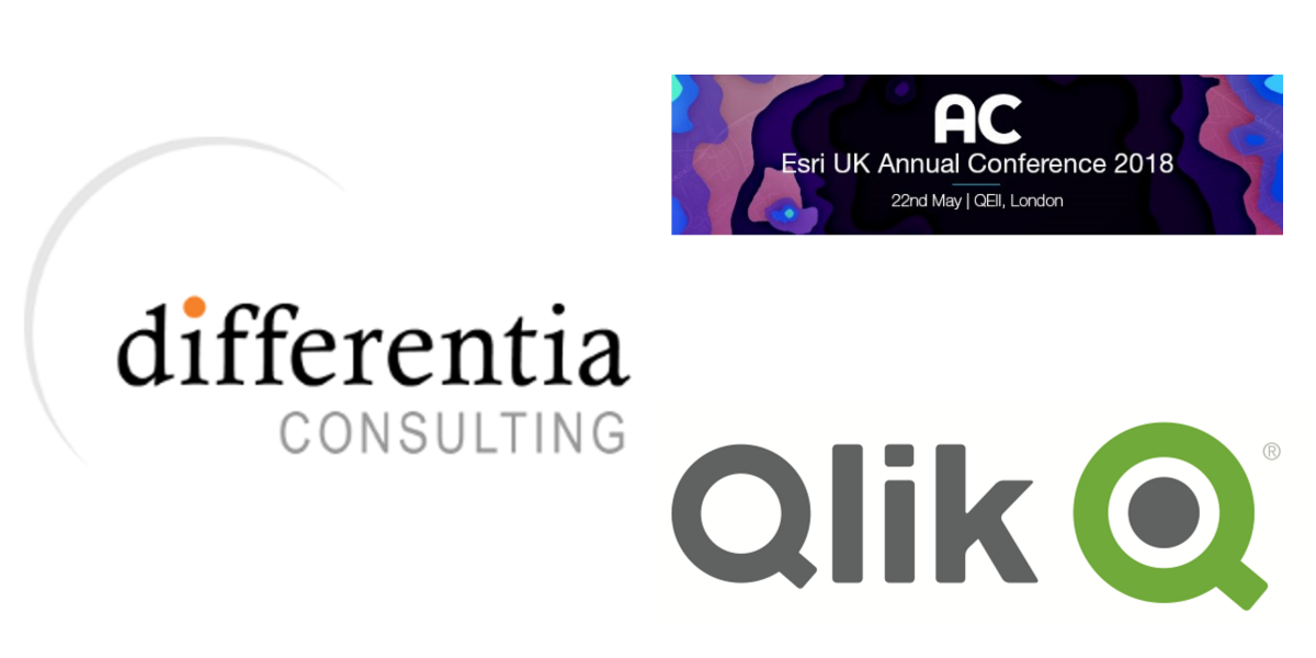 esri 2018 Qlik Differentia Consulting