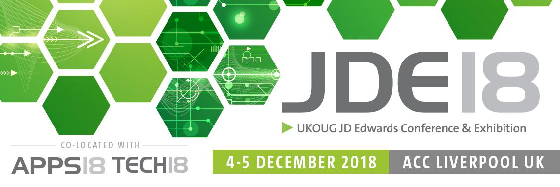 JDE18 December Banner