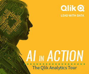 Qlik Analytics Tour - June 6th - Cardiff | Differentia