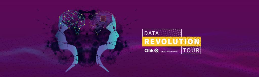Qlik Data Revolution Tour 2019