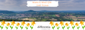 Wales and West Qlik User Group Spring Banner