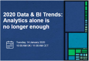 Qlik BI Trends Webinar 14th January 2020