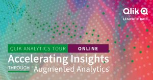 Qlik Analytics Tour 2020 - Online - September 17th 2020