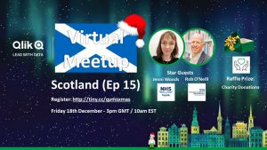 Qlik Virtual Meetup Scotland Episode 15