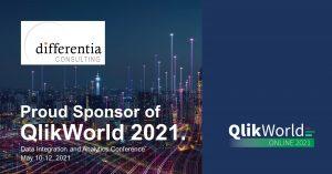 QlikWorld 2021 Sponsor