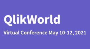 QlikWorld May 10-12 2021
