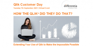 Qlik Customer Day September 2021